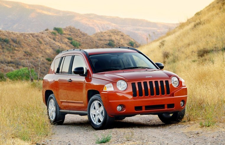 The Actual Jeep Brute Along With The Compass