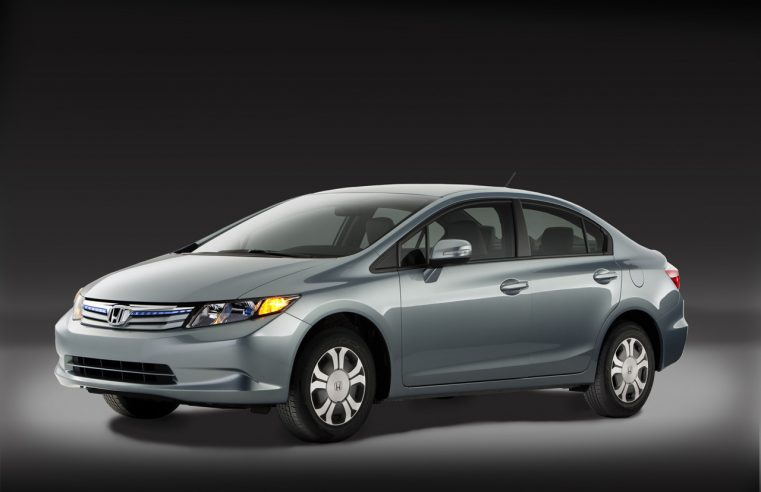The 2012 Honda Civic Hybrid Has Arrived