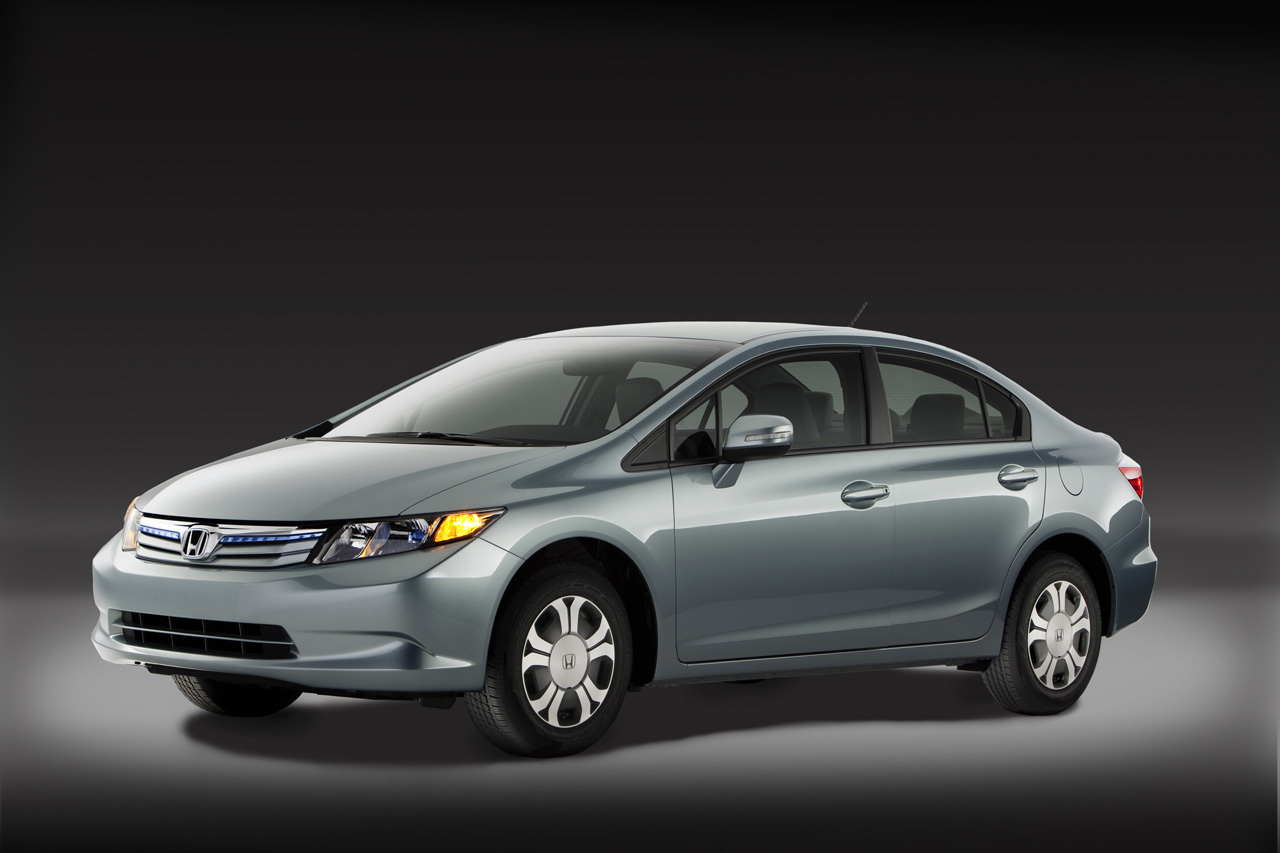 The 2012 Honda Civic Hybrid Has Arrived